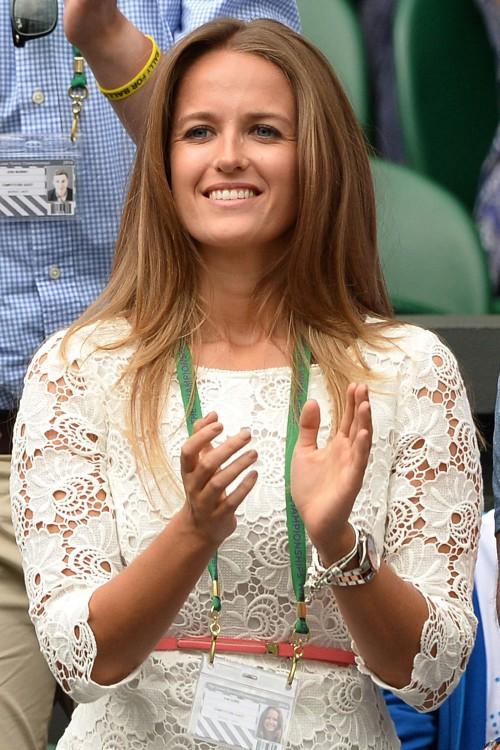 How to get Andy Murrays girlfriend Kim Sears Hair | Harpers Bazaar