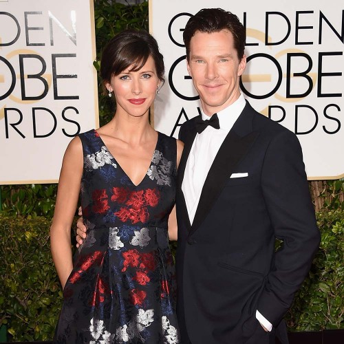 Benedict Cumberbatch is a dad