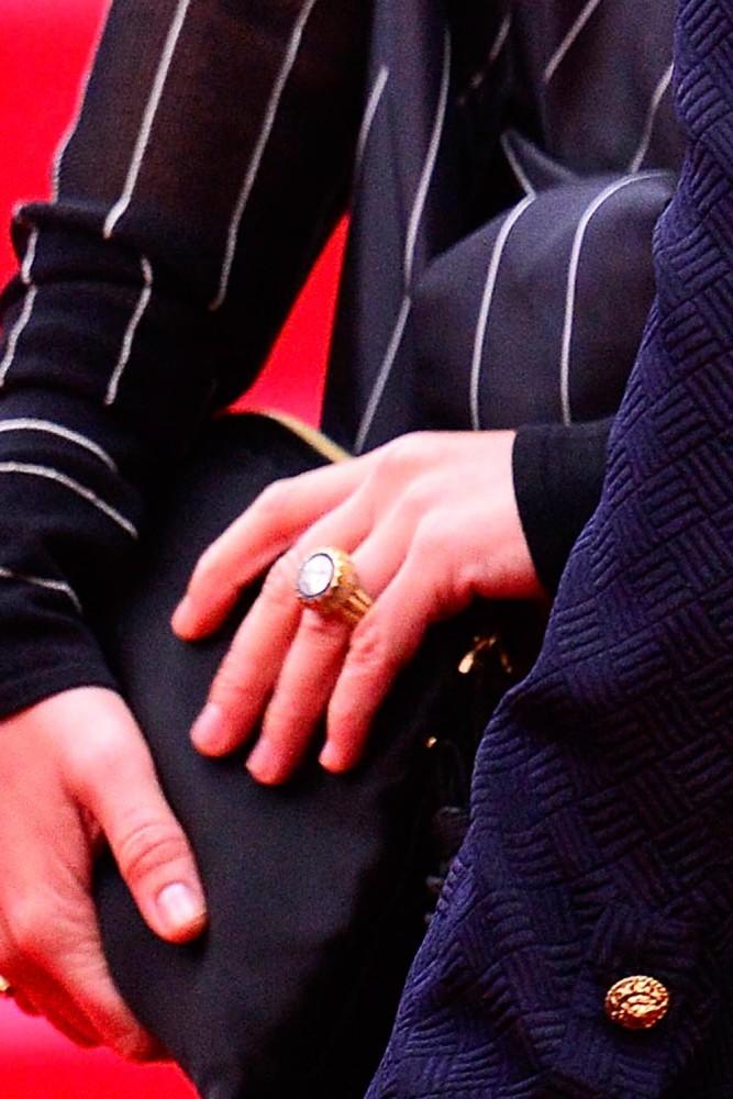 celebrity engagement ring inspiration harper s bazaar
