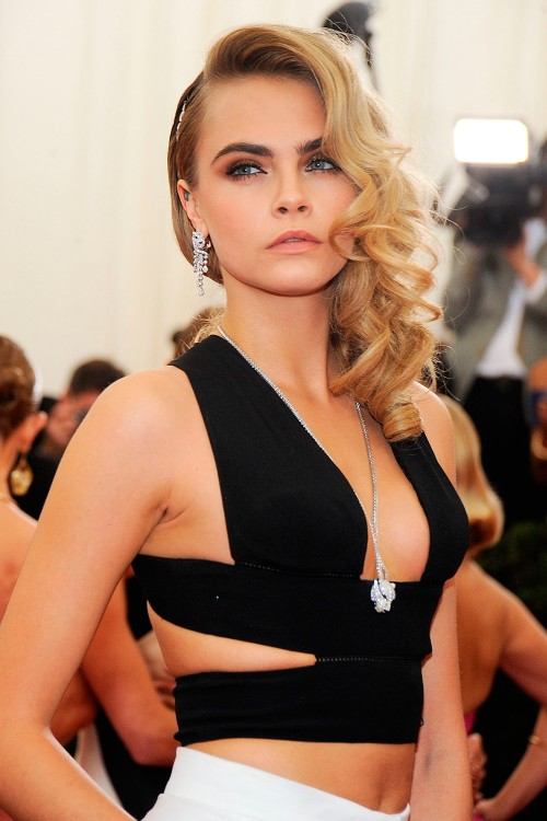 Cara Delevingnes naked advert CLEARED following
