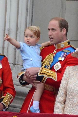 Prince George's Photo Album