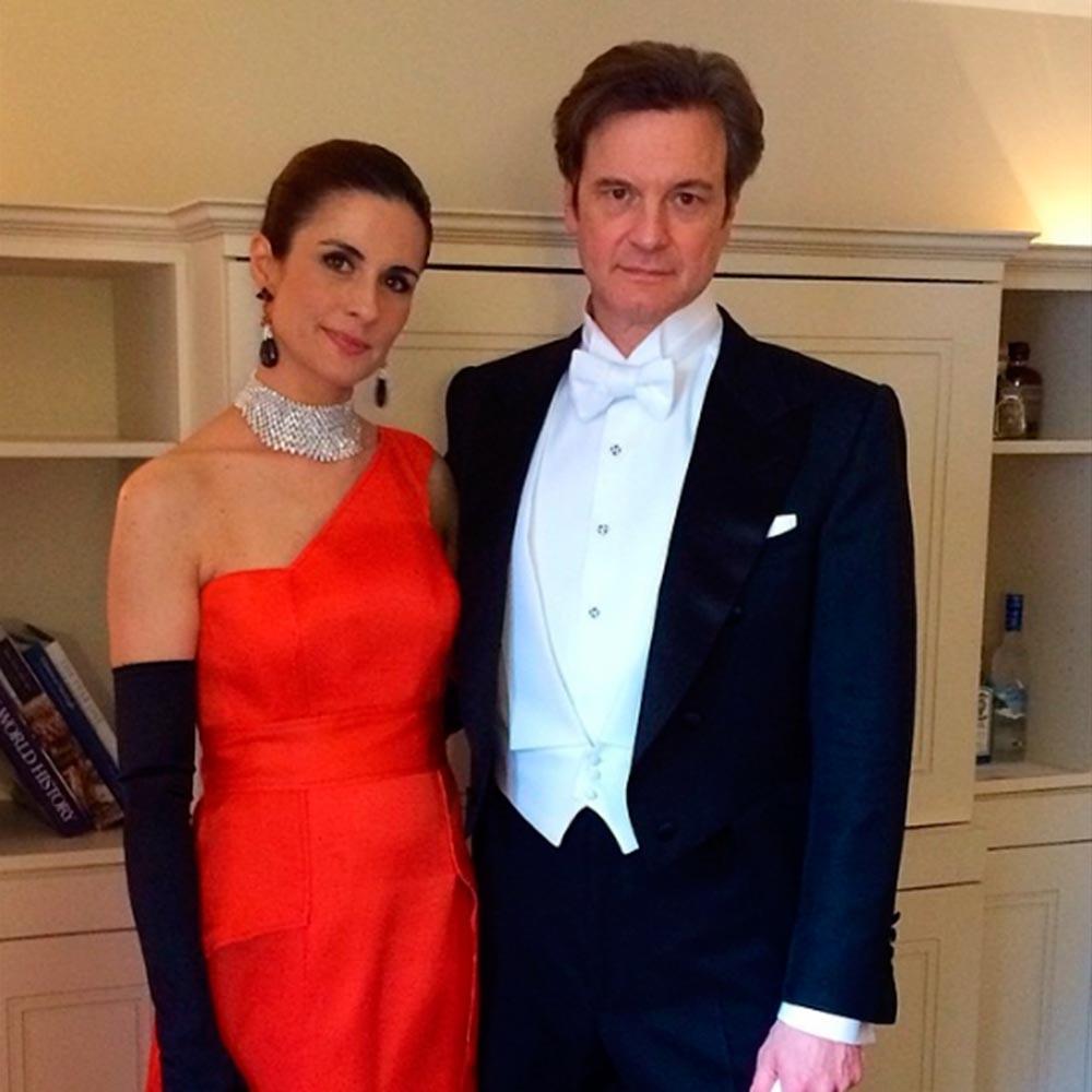 Colin Firth Instagram