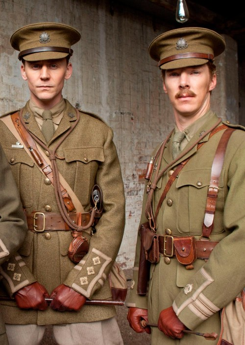 Benedict Cumberbatch and Tom Hiddleston tipped for Journey ...Tom Hiddleston Benedict Cumberbatch War Horse